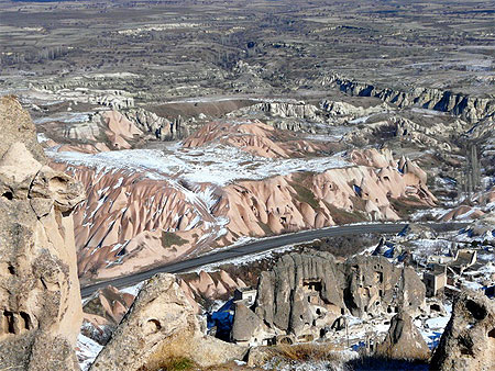 Cappadoce, Turquie, 2008